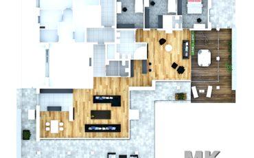 mieszkanie nr 1