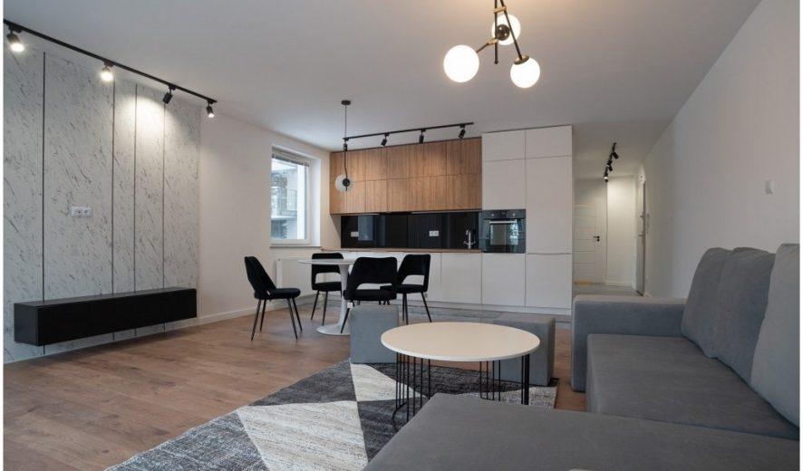 Atrakcyjny Apartament p od klucz