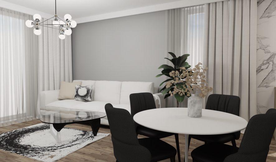 Atrakcyjny apartament pod klucz C 22